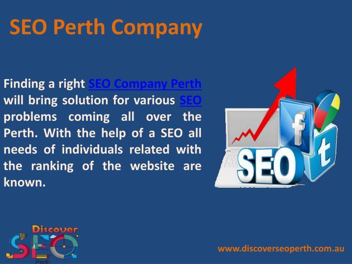 SEO Perth Company