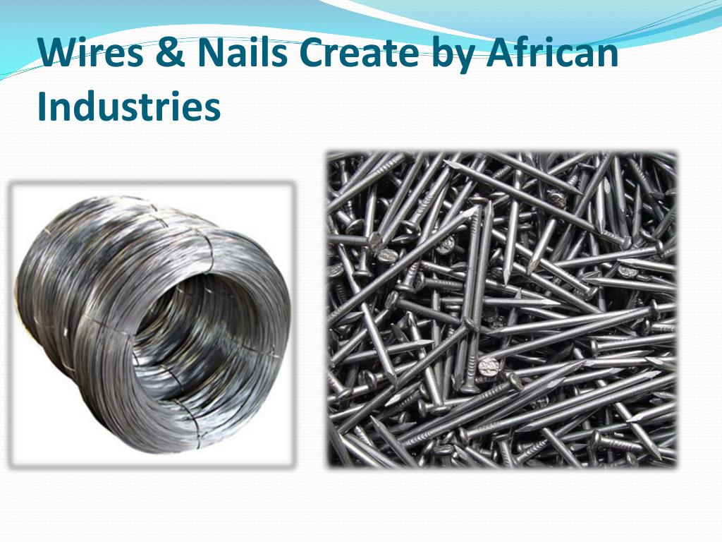 PPT - Famous steel manufacturing company-African Industries Group