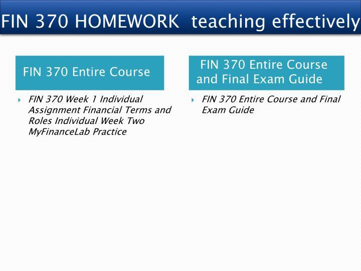 fin 370 defining financial terms 2014-15 financial definitions worksheet – fin 370 october 10 fin 370 week 1 – financial definitions worksheet complete the definitions essay fin 370.