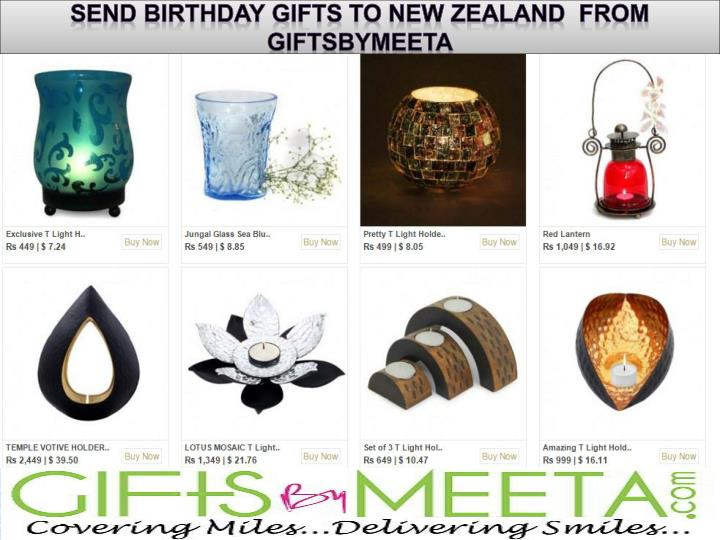 SEND Birthday Gifts TO NEW ZEALAND FROM GIFTSBYMEETA