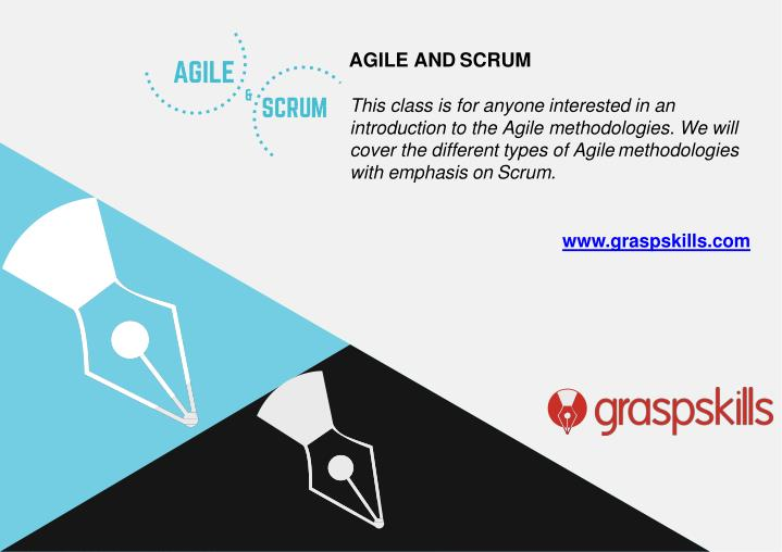 agile and scrum n.