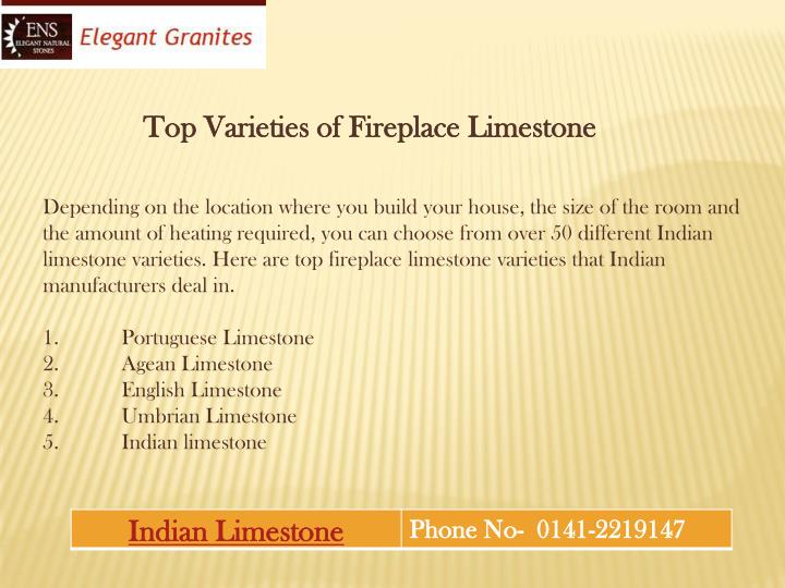 Top Varieties of Fireplace