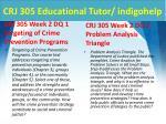 crj 305 educational tutor indigohelp3