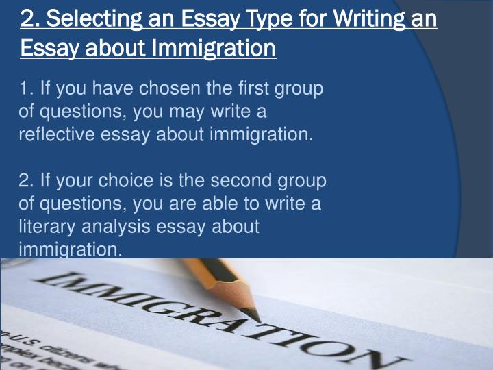 argumentative essay about immigration in lebanon We will write a custom essay sample on numbers and non- governmental organizations there are currently 7 available rehabilitation centers in lebanon, all no's.