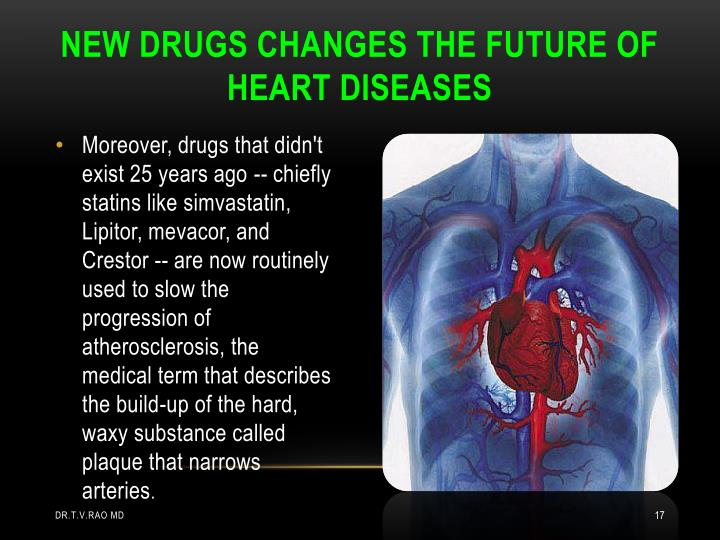 NEW DRUGS CHANGES THE FUTURE OF