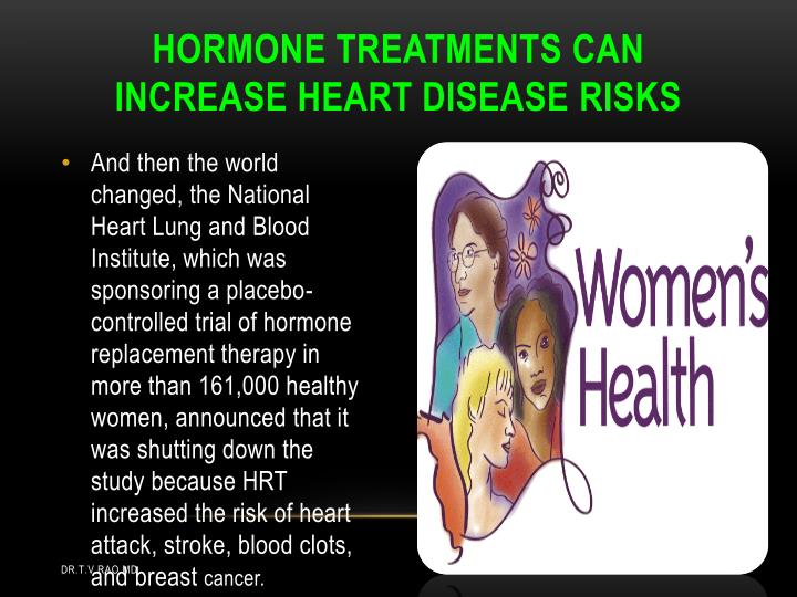 HORMONE TREATMENTS CAN
