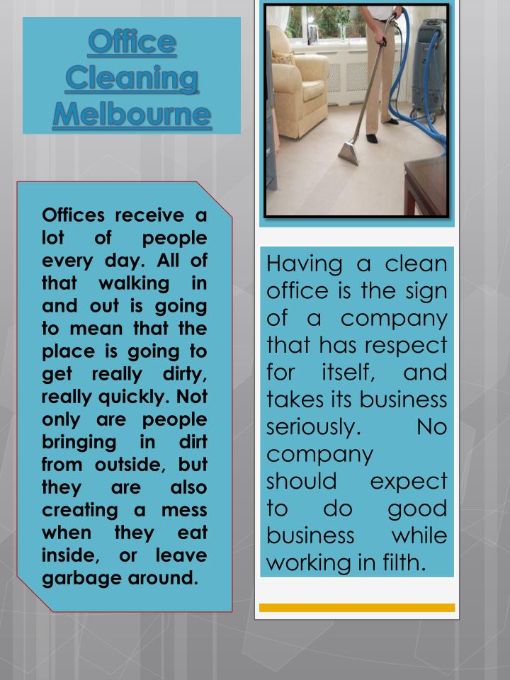 office cleaning melbourne n.