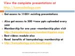 view the complete presentations at http kamyabology com