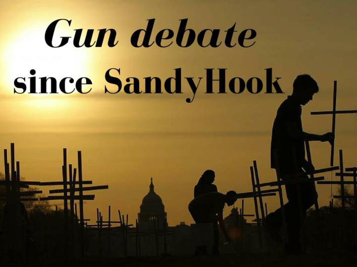gun debate since sandy hook n.