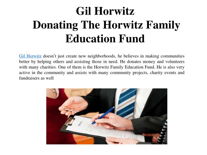 Gil Horwitz
