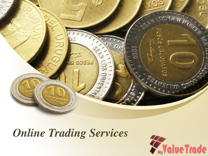 online trading services n.