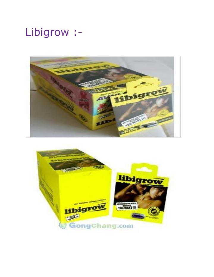Libigrow :-