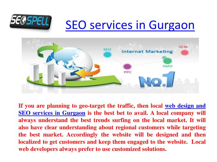 SEO services in