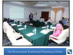 get procurement professional training in dubai12
