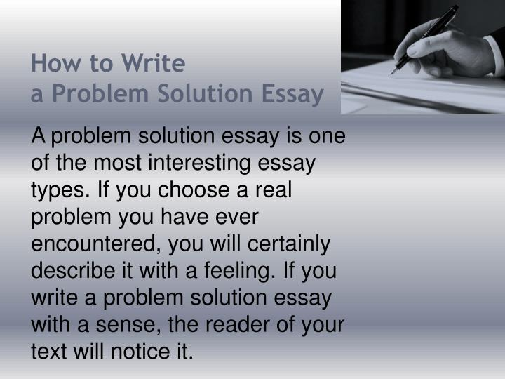 epilepsy organization problem and solutions essay Cause and effect essays are another common essay type, either as an essay type on its these are similar to the ways to structure problem-solution essays.