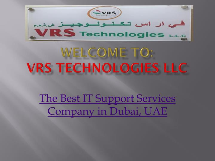 The Best IT Support Services