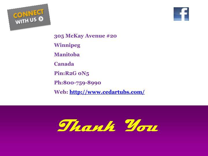 305 McKay Avenue #20