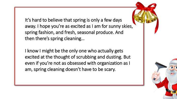 It's hard to believe that spring is only a few days away. I hope you're as excited as I am for s...