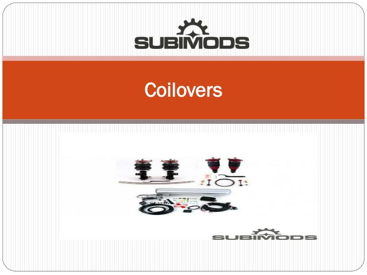 coilovers n.