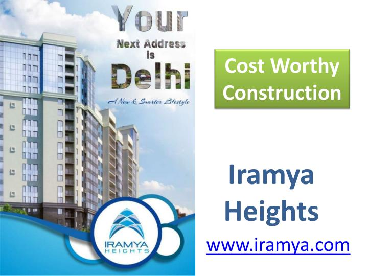 cost worthy construction n.