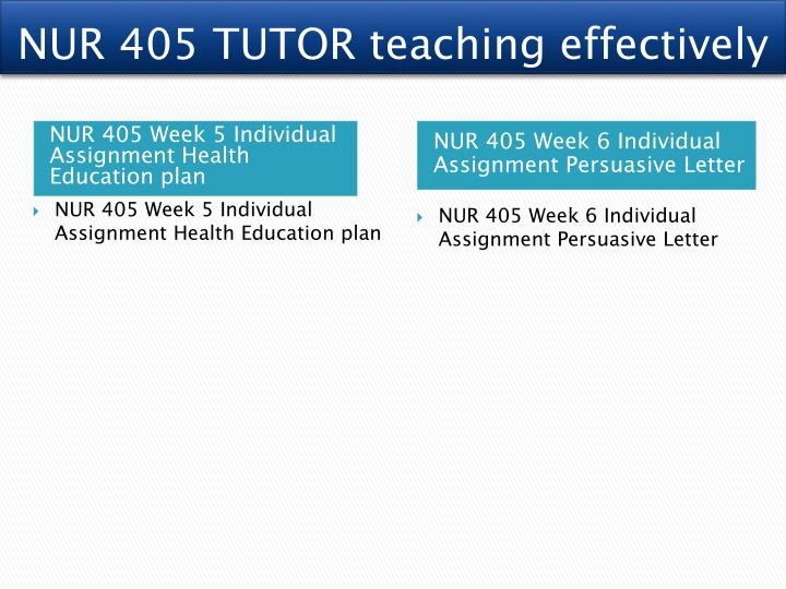 nur 405 week 1 Bshs 385 - bshs 395 - bshs 405 -  ntc 411 - ntc 415 - nur 408 -   bshs 465 week 1 individual assignment self-care plan $1500 more info.