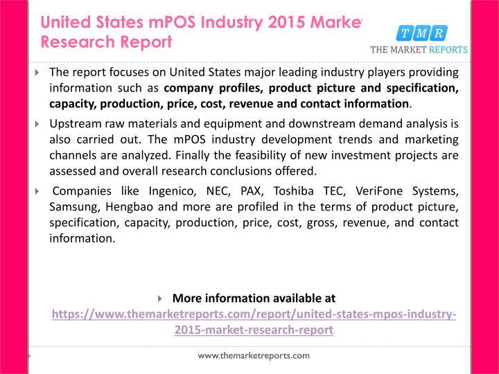United states mpos industry 2015 market research report1