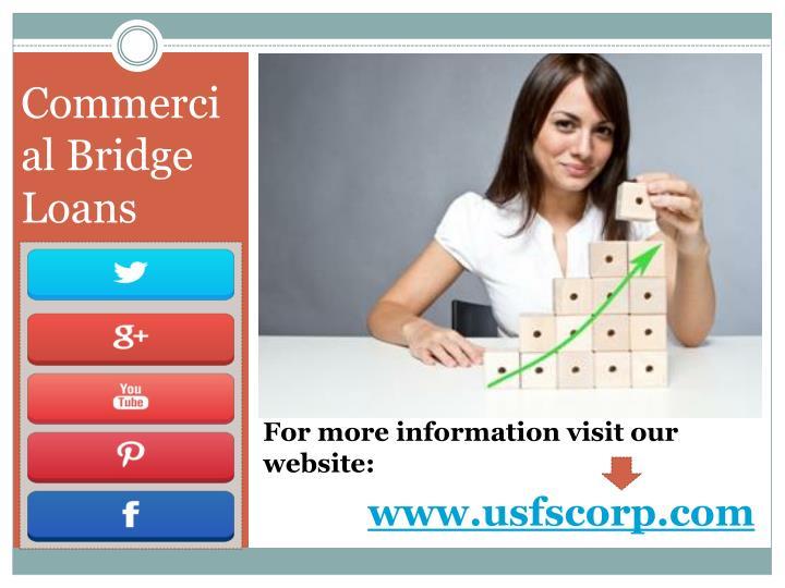 Commercial Bridge Loans