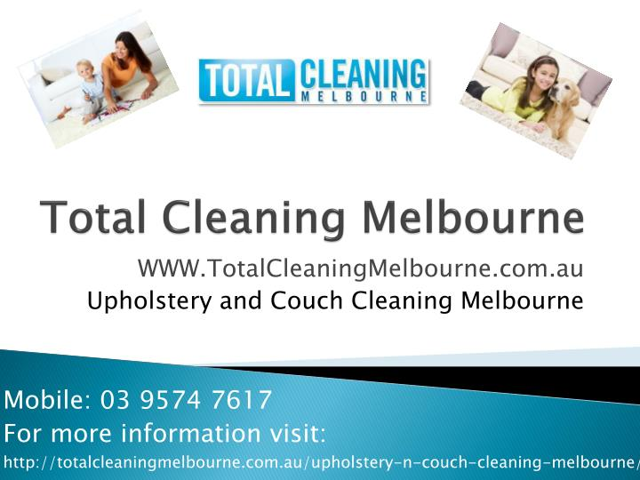 total cleaning melbourne n.