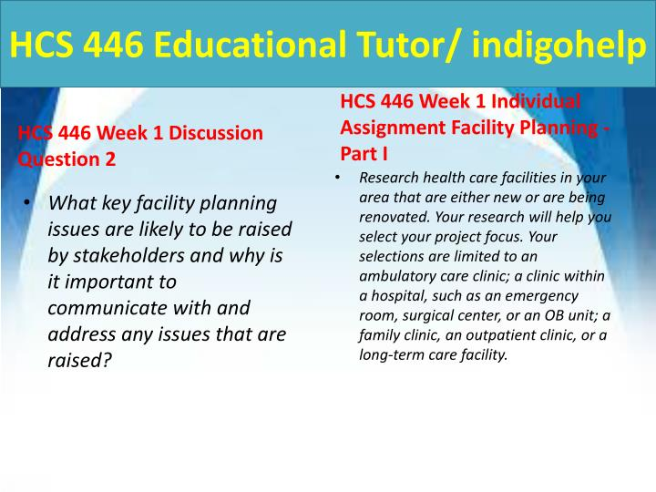 Hcs 446 educational tutor indigohelp2