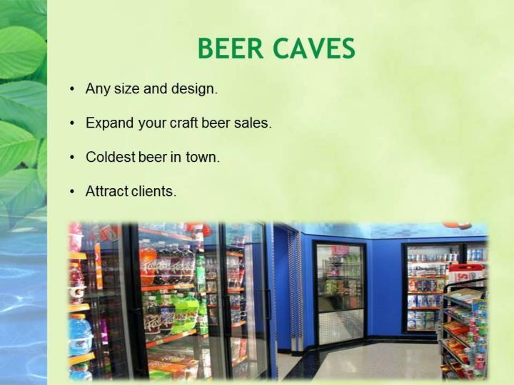 Src beer caves