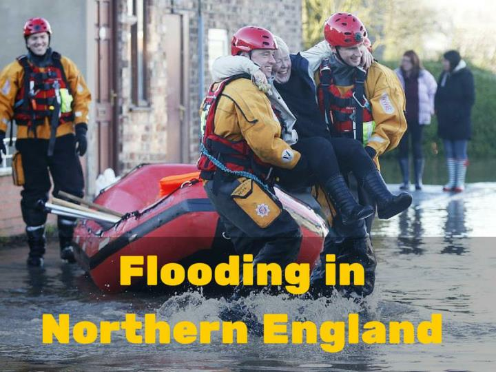 flooding in northern england n.