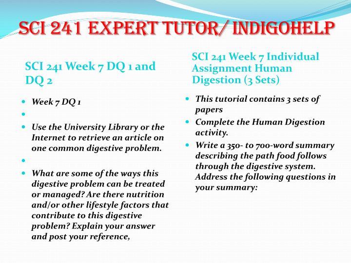 sci 241 week 2 dq 2