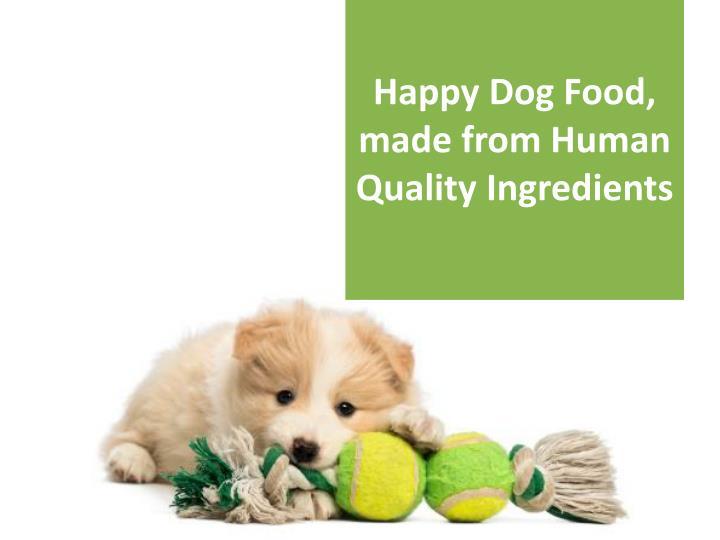 PPT - Happy Dog Food PowerPoint Presentation - ID:7271295 - photo#28