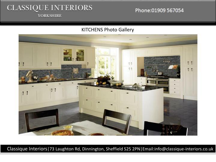KITCHENS Photo Gallery