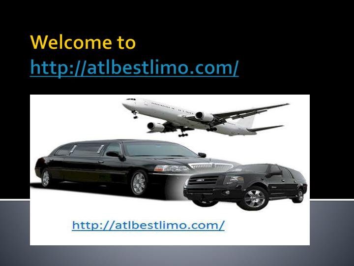 welcome to http atlbestlimo com n.