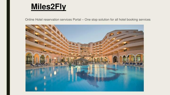 online hotel reservation chapter 1