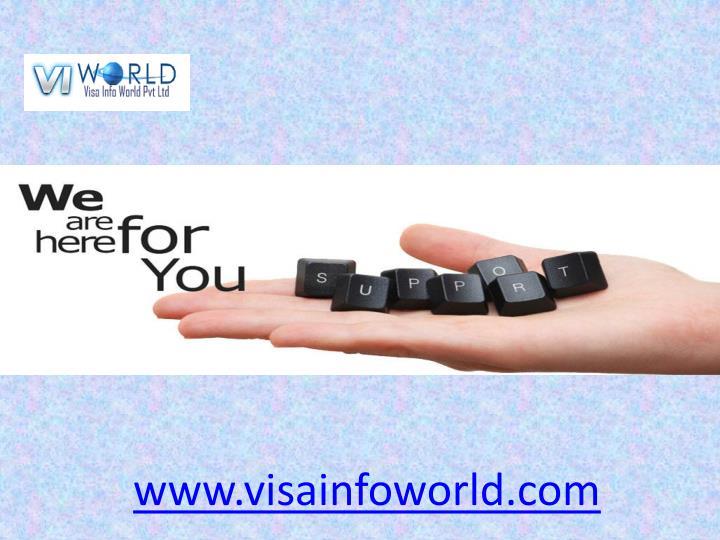 www.visainfoworld.com