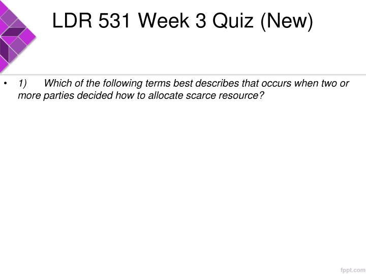 ldr 531 week 3 quiz _____ is defined as a phenomenon in which the norm for consensus overrides the realistic appraisal of alternative courses of action.