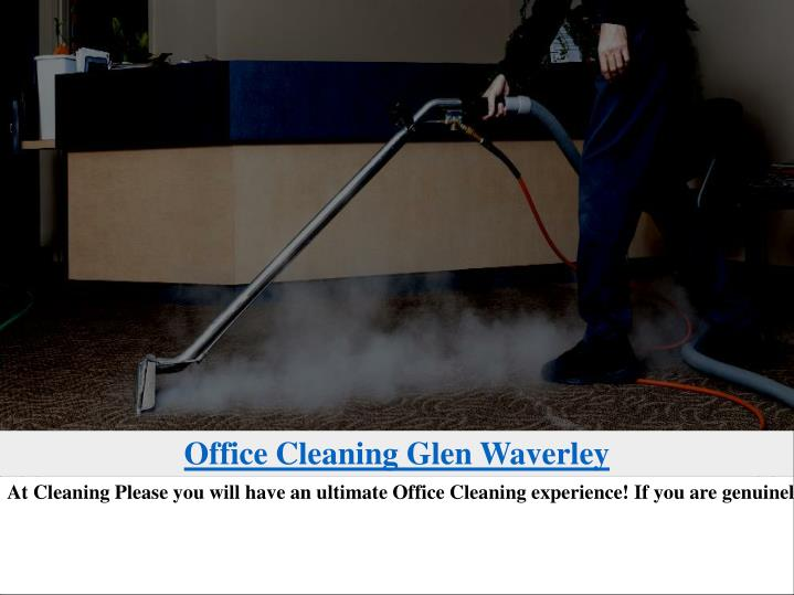 Office Cleaning Glen Waverley