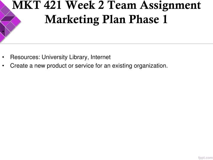 mkt 421 week 3 learning team Mkt/421 class mkt 421 final exam test mkt 4 marketing research mkt 421 week 3 dqs mkt 421 week 3 learning team assignment: marketing plan.