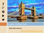 london walking tours1