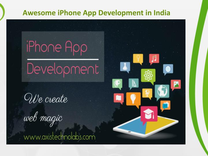 Awesome iphone app development in india2