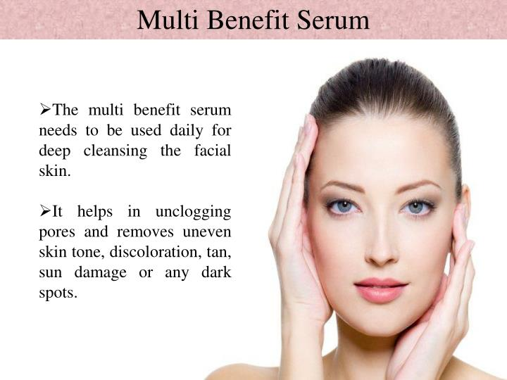 Multi Benefit Serum