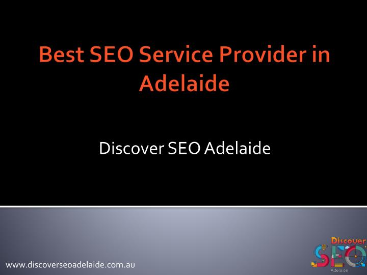 discover seo adelaide n.