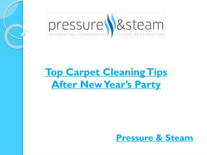 top carpet cleaning tips after new year s party n.