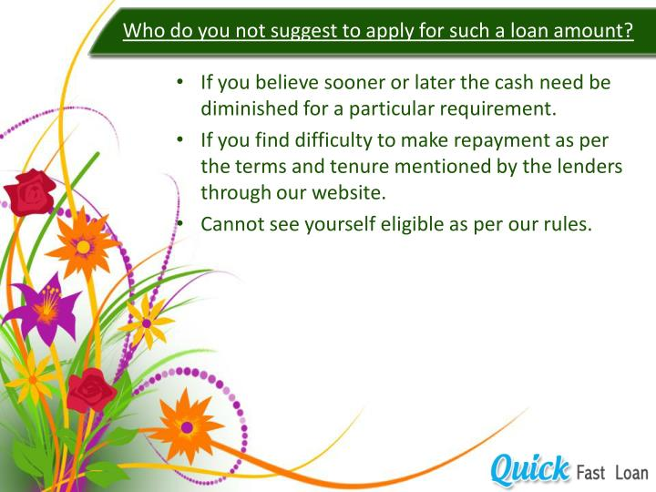 ppt fast installment no credit loans am i going to get