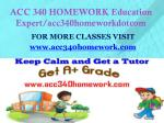 acc 340 homework education expert acc340homeworkdotcom1