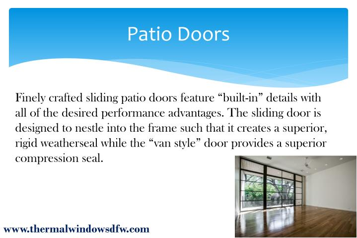 Ppt Looking For Extraordinary Sliding Window Walls