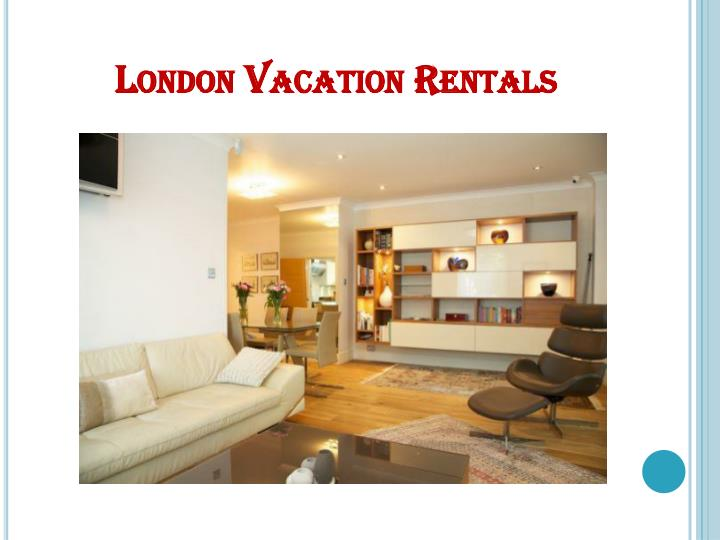 PPT - Short Term Apartments in London PowerPoint ...