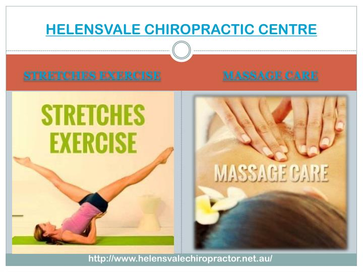 HELENSVALE CHIROPRACTIC CENTRE